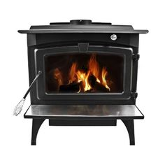 Wood Stove Blower, Home Decor Kitchen, Home Kitchens, Kitchen Dining, High Efficiency Wood Stove, Best Wood Burning Stove, Modern Wood Burning Stoves, Small Mobile Homes, Small Homes