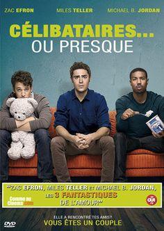 Concours : Gagnez 7 DVD du film Célibataires ou presque avec Zac Efron - Cinealliance.frCinealliance.fr