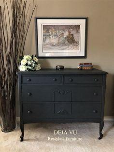 Lovely Antique Dresser Dresser As Nightstand, Vintage Furniture, Cabinet, Storage, Table, Antique, Home Decor, Clothes Stand, Purse Storage