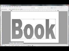 Book Folding Pattern in MSWord - YouTube