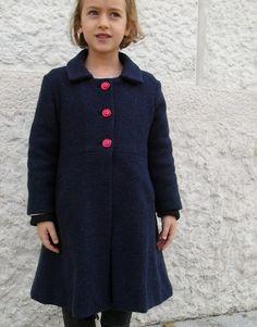 Nei Miei Panni - cappotto bambina