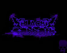 Black Sabbath Rock N Roll, Geezer Butler, Music Wallpaper, Ozzy Osbourne, Black Sabbath, Music Posters, Typography Design, Rock Bands, Drawing Ideas