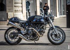 184 Best Ducati Cafe Racers Images On Pinterest