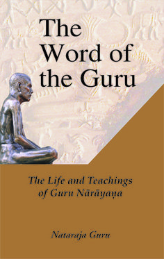 "Buy online ""Word of the Guru"" The Life and Teachings of Guru Narayana ‪#‎Book‬ 