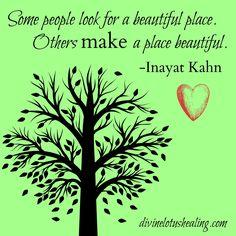 Inayat Kahn quote
