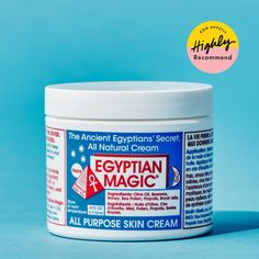 Egyptian Magic's buttery lotion is my winter skincare savior. Egyptian Magic Skin Cream, Eyeshadow Palette, Lip Gloss, Whipped Coconut Oil, Homemade Body Butter, Beauty Vitamins, Clear Skin Tips, Bee Pollen, Shopping
