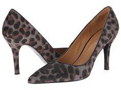 Flax. High Heel PumpsPlatform PumpsHeels & PumpsNine WestNine D'ursoDark  GreyShoes SandalsPoniesBlack Leather