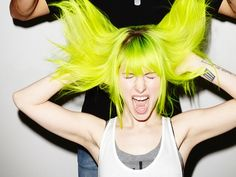Hayley Williams launches hair dye brand Good Dye Young. It's cruelty-free and vegan-friendly!! www.gooddyeyoung.com