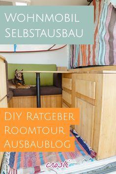 Dokumentation: mein Wohnmobilausbau - Bilder, Ratgeber, Ausbaublog