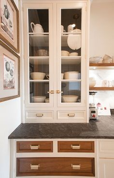 The Fine Craftsmmanship Of Cabinetmaker Christopher Pea Comes To Short Hills Kitchen Board