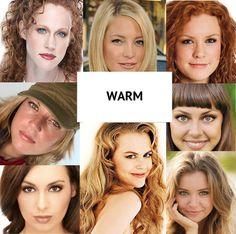 Warm Undertones