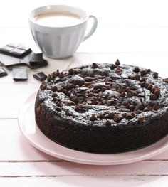 Gluten Free Chocolate Cake recipe from Deliciously Healthy Sweets cookbook!