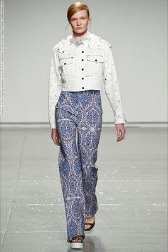 Rebecca Taylor (Spring-Summer 2015) R-T-W collection at New York Fashion Week  #AgneKonciute #CarlyMoore #CharlotteNolting #DaniWitt #EveDelf #IanaGodnia #JamilyWernkeMeurer #JiYoungKwak #JuliaShvets #KimberlynMartin #KseniaMalanova #LarissaHofmann #LenaSparrowVorobeva #LeraTribel #LizKennedy #MaggieJablonski #MurielBeal #NewYork #NikaCole #RebeccaTaylor #SophieTouchet #TanyaKatysheva #TessaBennenbroek #WaleskaGorczevski