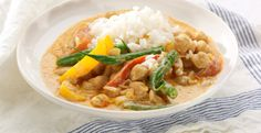 Coconut milk free Thai Red Curry - Chobani Yogurt