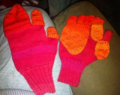These gloves are great for texting in the winter or gaming in a chilly house! Please note these are a men's medium which is going to be too big for most women. Thanks!