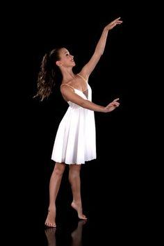 Diamond Lyrical Dress, Slow Modern Dance Costume $49. Stage Boutique, order online www.stageboutique.com.au