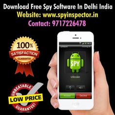 Contact us at 9717226478 for more. Visit www.spyinspector.in for more details.