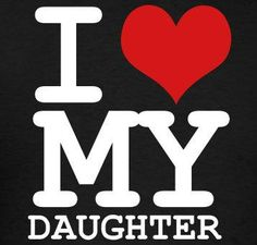 <3  Both my daughters...