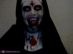 scary nun costume - Google Search