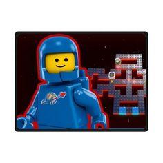 "Custom Blanket 80""x58"" LEGO Movie Video game hero 372035"