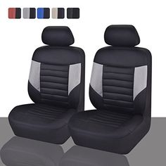 CAR PASS Skyline Sport Sky Black and Gray PU Leather Car Seat Covers, 6 Pieces - http://www.caraccessoriesonlinemarket.com/car-pass-skyline-sport-sky-black-and-gray-pu-leather-car-seat-covers-6-pieces/  #Black, #Covers, #Gray, #Leather, #PASS, #Pieces, #Seat, #Skyline, #Sport #Interior, #Seat-Covers