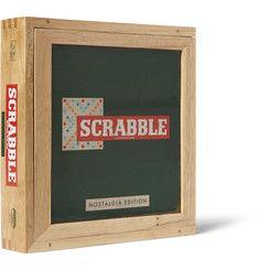 Esdevium Games - Scrabble Nostalgia Edition Board Game