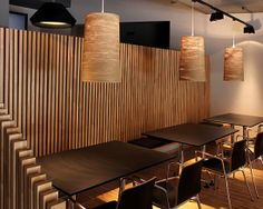 Small Restaurant Design Ideas | Lighting design for small restaurant design