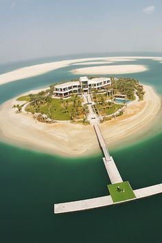 Michael Schumacher's Private Island.. Absolutely Amazing !!