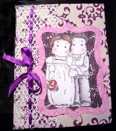 chiara creativity: card matrimonio