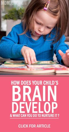 Do you want to ensure that your child is growing emotionally and physically strong? Then, read this post to know how to nurture your child brain development