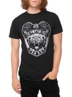 Fall Out Boy Tiger T-Shirt