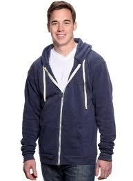 Hoody, Full Zipper Fleece (M) - Seven colors to choose from, find them at www.IntraNationalMall.com