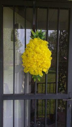 DIY...pineapple
