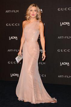 Los tacones de Karppi: Kate Hudson en Gala LACMA 2014
