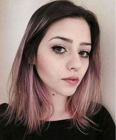56 Obsessed Rose Gold Hair Colors And Highlights for Women in 2019 Ombré Hair, Dye My Hair, Bad Hair, Gold Hair Colors, Ombre Hair Color, Rose Gold Hair, Pink Hair, Curly Hair Coloring, Multicolored Hair