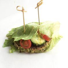 Receptswap | Broccoli-quinoa burgers van Floraa