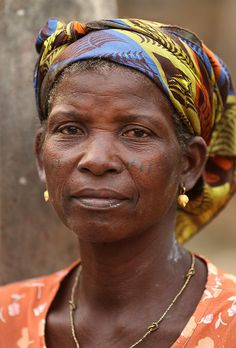 Portrait of an old woman | Flickr - Photo Sharing!