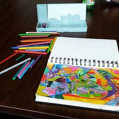 Putovanie vesmírom 🌌🌌🌌  #trblietaváivka #dadaistickádada #farebnáfréďa #sketch #abstract #artstagram #vsmu #sketching #illustration #creative #sketchoftheday #colorful #draw #sketching #dailyart #artdaily #artoninstagram Photo And Video, Drawing, Abstract, Illustration, Instagram, Summary, Sketches, Illustrations, Drawings