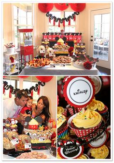 Minnie Mouse Birthday Party | Mae Armstrong Designs