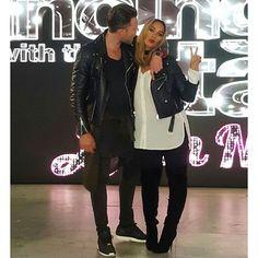 singer Leona Lewis and beau