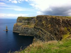 Cliffs oh Moher, Clare