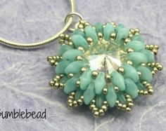 Beading Tutorial for Flora Trinket and Medallions Bracelet