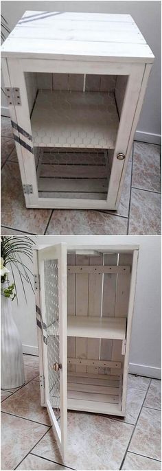 For what purpose you will be using this wonderful recycled wood pallet creation? Think about it! It would definitely appear out to be attractive and a catchier creative piece of creation in your house area. It has been put together for the purpose to be used as the cabinet box.