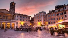 Want the real Rome experience? Put that guidebook away and get lost in these under-the-radar neighborhoods.