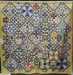 """Fret Not Yourself: Scrap Quilts. """"Propellers and Planes"""". Many wonderful scrap quilts on this page."""