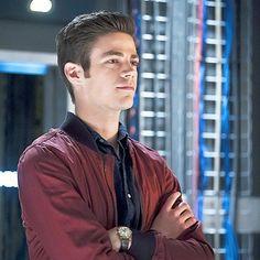 Barry Allen aka grant gustin❤️❤️