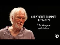 Shakespeare Festival, Shakespeare Plays, Stratford Shakespeare, Stratford Ontario, Stratford Festival, Christopher Plummer, Daily Inspiration, Acting, Culture