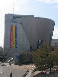 Suntory Museum, Tempozan, Osaka   Buildings by Tadao Ando   Pinterest  #ando #architecture #tadao Pinned by www.modlar.com