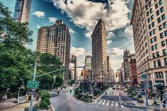 Flatiron District, NYC