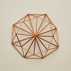 Geometric Dome II by SpazzHappyLineDesign on Etsy